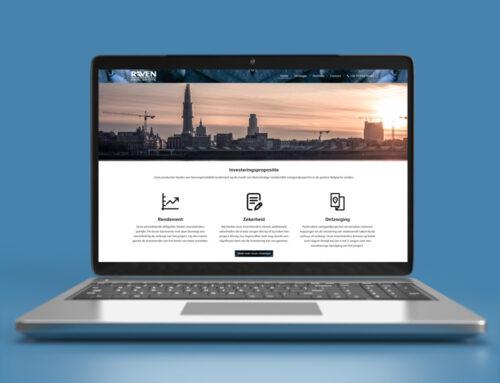 Raven-investment.com Webdesign